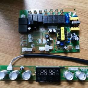 特价款全功能集成灶控制板开关 ZTS143